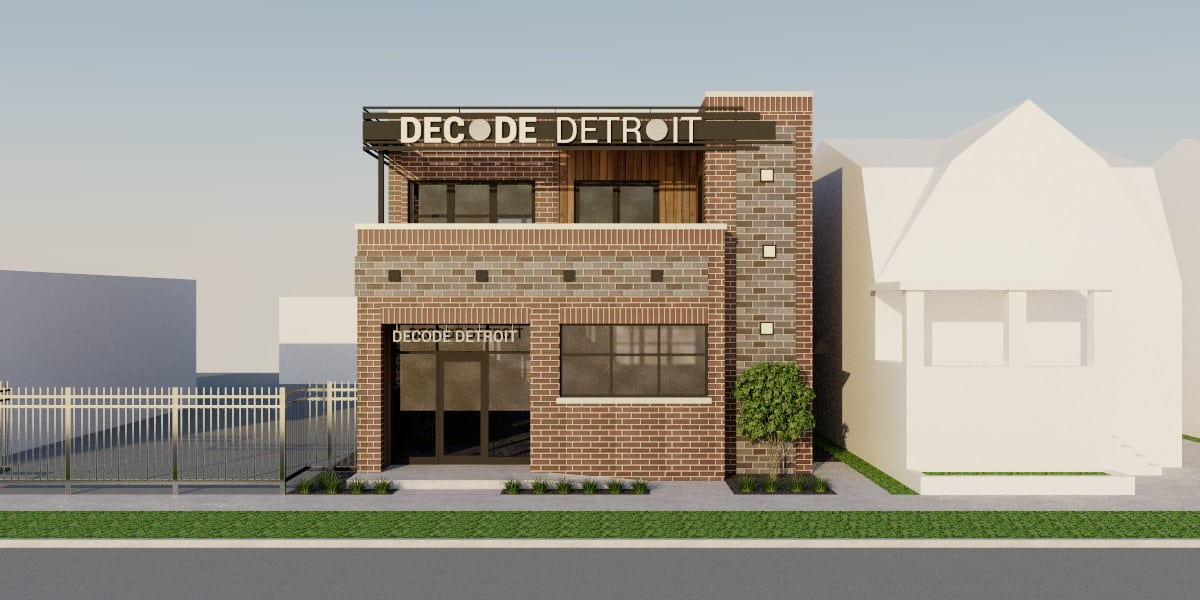 Our new location in New Center Detroit.